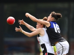 VFL 2016 Womens Preliminary Final - St Kilda v Melbourne Uni