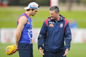 AFL 2016 Training - Western Bulldogs 200916