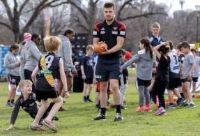 AFL 2016 Media - Foxtel Footy Festival 280916