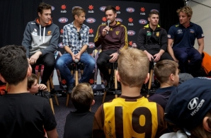 AFL 2016 Media - Foxtel Footy Festival 290916
