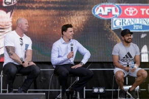AFL 2016 Media - Foxtel Footy Festival 300916