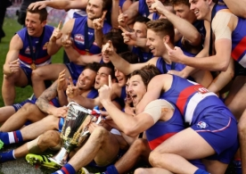 AFL 2016 Toyota AFL Grand Final - Sydney v Western Bulldogs