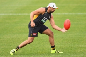 AFL 2016 Training - Richmond 071116