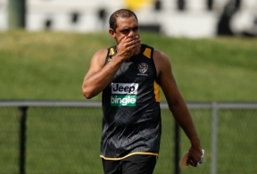 AFL 2016 Training - Richmond 211116