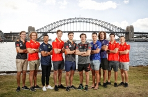 AFL 2016 Media - NAB AFL Draftees Media Session