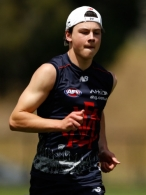 AFL 2016 Training - Melbourne 281116