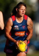 AFL 2016 Training - Melbourne Womens 201216