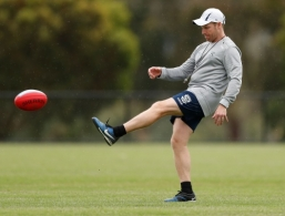 AFL 2017 Training - Geelong Cats 130117