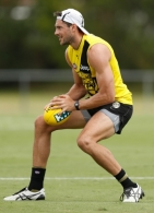 AFL 2017 Training - Richmond Sunshine Coast 260117