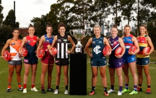 AFL 2017 Media - NAB AFL Womens Competition Launch