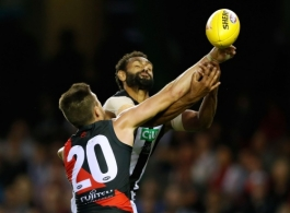 AFL 2017 JLT Community Series - Collingwood v Essendon