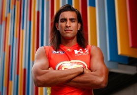 AFL 2017 Portraits - Gold Coast Suns