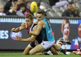 AFL 2017 JLT Community Series - St Kilda v Port Adelaide