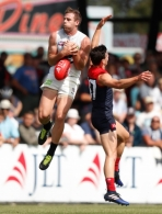 AFL 2017 JLT Community Series - Melbourne v Carlton