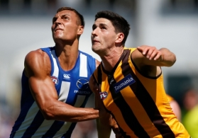 AFL 2017 JLT Community Series - North Melbourne v Hawthorn
