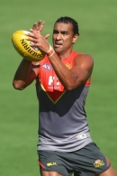 AFL 2017 Training - Gold Coast 020317