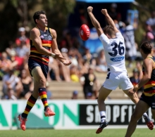AFL 2017 JLT Community Series - Adelaide v Geelong