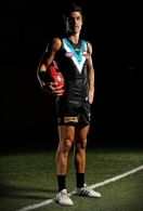 AFL 2017 Portraits - Port Adelaide