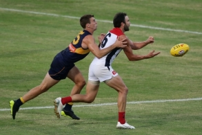 AFL 2017 JLT Community Series - West Coast Eagles v Melbourne