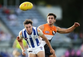 AFL 2017 JLT Community Series - GWS Giants v North Melbourne