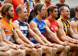 AFL 2017 Media - AFL Captains Day
