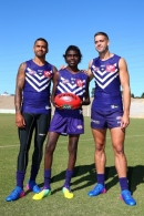 AFL 2017 Training - Fremantle 240317