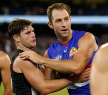 AFL 2017 Round 01 - Collingwood v Western Bulldogs