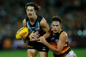 AFL 2017 Round 03 - Port Adelaide v Adelaide Crows