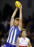 AFL 2017 Round 04 - North Melbourne v Western Bulldogs