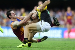 AFL 2017 Round 04 - Brisbane Lions v Richmond