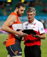 AFL 2017 Round 05 - Sydney v GWS Giants