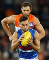 AFL 2017 Round 06 - GWS Giants v Western Bulldogs
