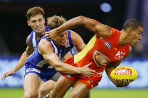 AFL 2017 Round 06 - North Melbourne v Gold Coast