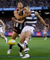 AFL 2017 Round 06 - Geelong v Collingwood