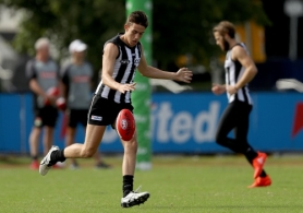 AFL 2017 Training - Collingwood 030517