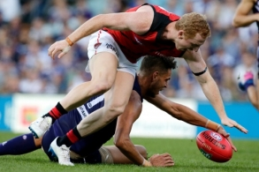 AFL 2017 Round 07 - Fremantle v Essendon