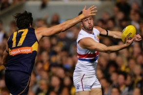 AFL 2017 Round 08 - West Coast v Western Bulldogs