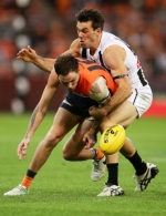 AFL 2017 Round 08 - GWS Giants v Collingwood