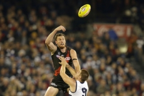 AFL 2017 Round 08 - Essendon v Geelong
