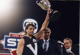 AFL 2019 Media - Polly Farmer in Pictures