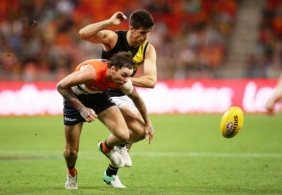AFL 2017 Round 09 - GWS Giants v Richmond