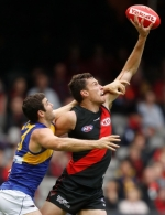AFL 2017 Round 09 - Essendon v West Coast