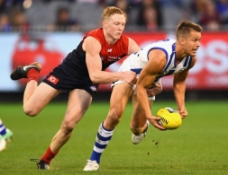 AFL 2017 Round 09 - Melbourne v North Melbourne