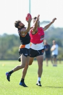 AFL 2017 Training - GWS Giants 250517