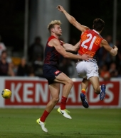 AFL 2017 Round 10 - Melbourne v Gold Coast