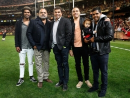 AFL 2017 Round 10 - Richmond v Essendon