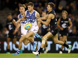 AFL 2017 Round 10 - Carlton v North Melbourne