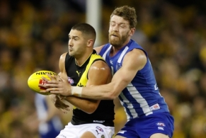 AFL 2017 Round 11 - North Melbourne v Richmond