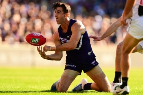 AFL 2017 Round 11 - Fremantle v Collingwood