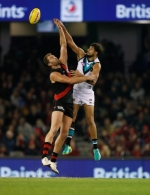 AFL 2017 Round 12 - Essendon v Port Adelaide
